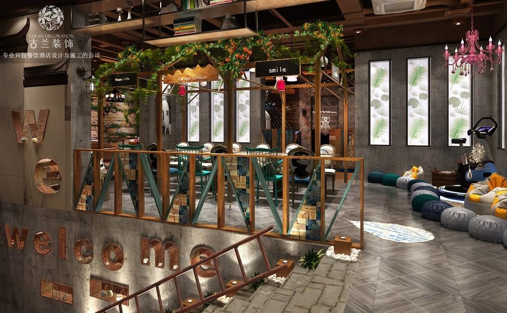 云南专业餐厅设计