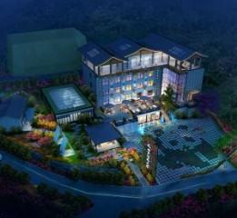 江门专业酒店设计公司 四星级酒店设