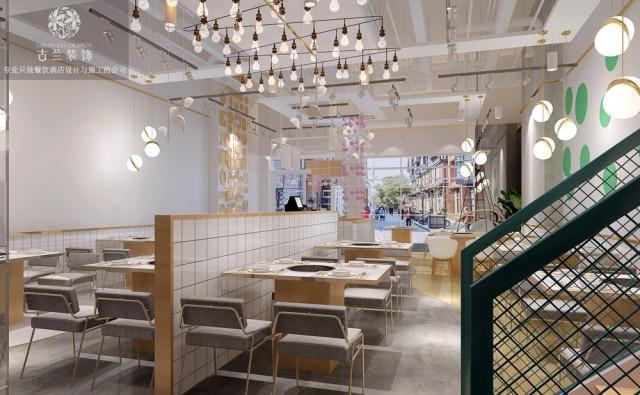 西宁餐厅设计|西宁特色餐厅设计