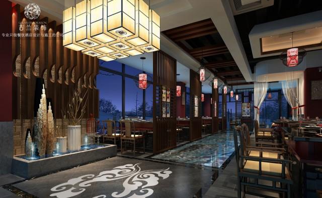项目名称:都江堰二王宴火锅店 项目地址:成都市柏条河北路下段179号