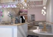 成都餐厅装修设计公司|鱼乐圈蒸汽石