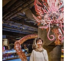 纸艺艺术家陈粉丸:纸做的女孩,内心