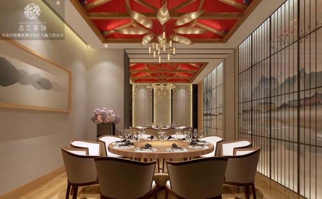 昆明中餐厅设计公司