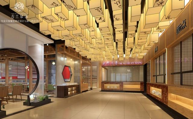昆明专业餐厅设计