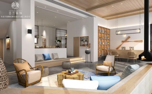 珠海主题特色酒店设计公司