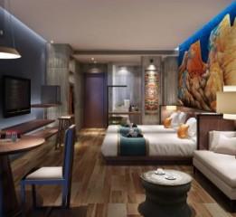 玉林度假酒店设计公司-九寨沟印象精