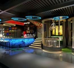 韶关餐厅设计公司-干杯台式烤肉主题