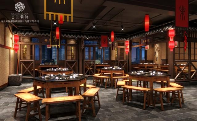 成都专业餐厅设计公司