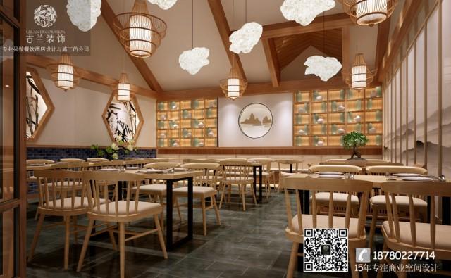 连云港、盐城、徐州、宿迁专业餐厅设计公司-成都蜀味特色中餐厅装修设计案例赏析与众不同--一家更懂80、90消费者需求的专业酒店餐饮装修公司。