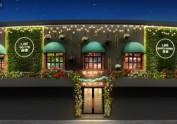 南宁餐厅设计公司-曲靖香樟树下西餐
