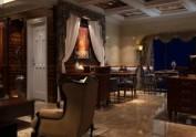 成都中餐厅设计公司|以欧式宫廷新古