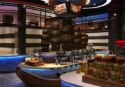 成都崇州大东海自助海鲜牛排餐厅设计