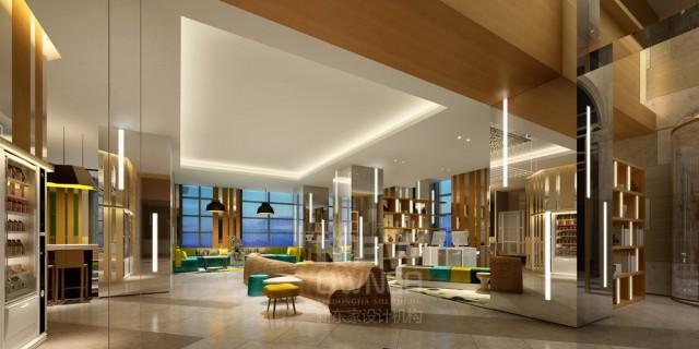 都市商务酒店设计