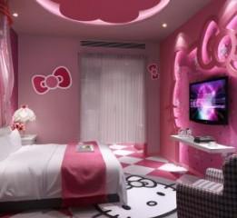 四川眉山酒店设计公司-营山美庐主题酒店装修效果图