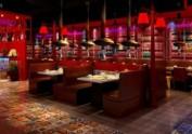 湖北黄石主题餐厅设计施工公司-韩品