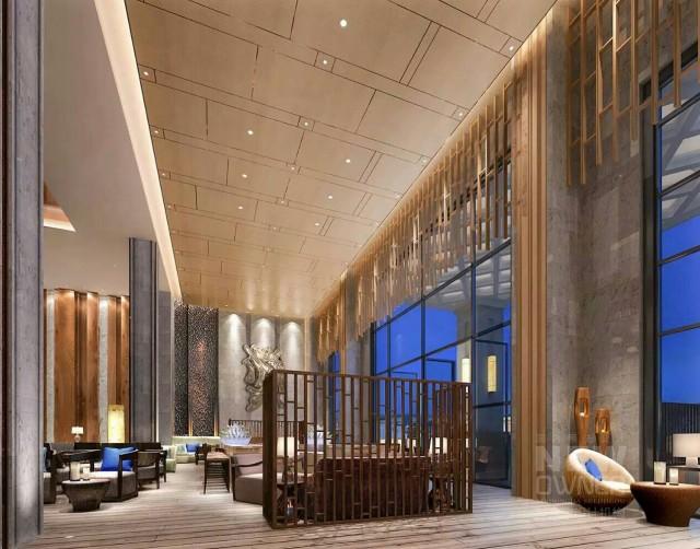 广元商务酒店设计