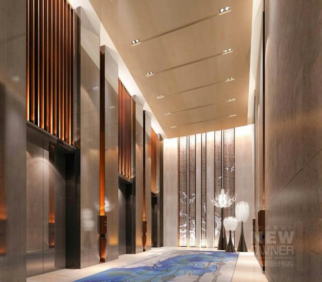 广元商务酒店设计公司