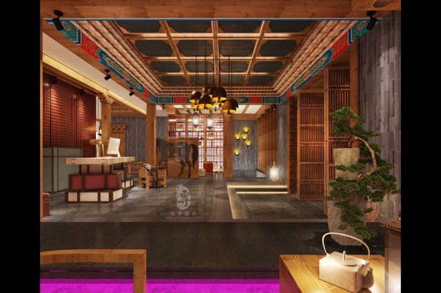 泸州五星级酒店设计公司|颂赞云裳精品度假酒店