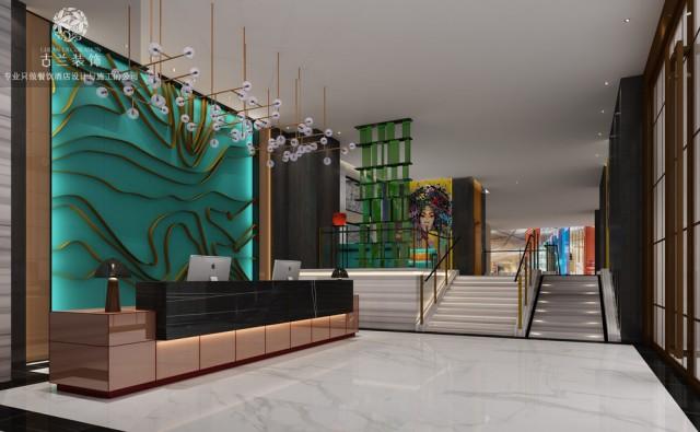 福州酒店装修效果图 福州酒店设计公司