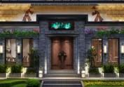 成都中餐厅设计-湘悦楼餐厅