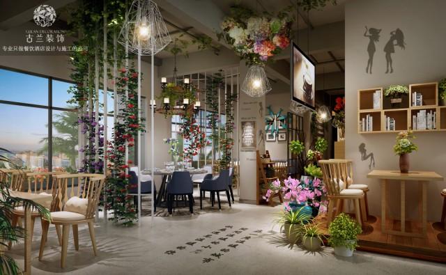 项目名称:邛崃花坊故事花园餐厅 项目地址:成都市邛崃市滨江路下段