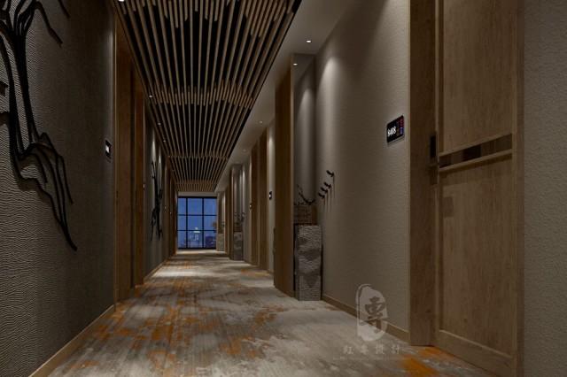 柳州五星级酒店设计公司 逸生活精品酒店