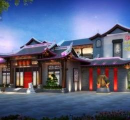 贵州长乐未央度假酒店设计,贵州专业
