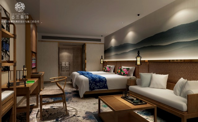 兰州酒店设计公司-别样精品酒店项目设计介绍
