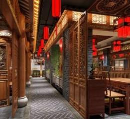 成都中餐厅风格设计|成都专业中餐厅
