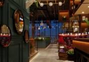 重庆汤锅店设计,重庆专业餐厅设计公