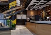 咸阳咖啡馆设计,咸阳咖啡厅室内风格