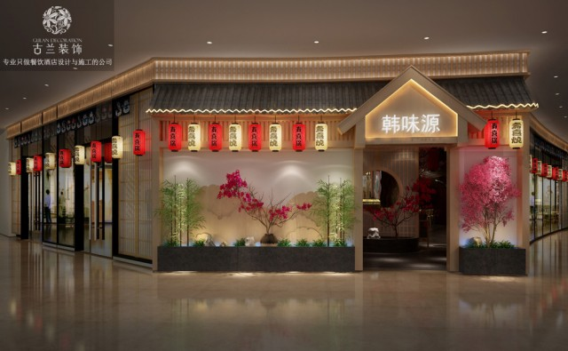 成都专业餐厅设计,成都餐厅装修,餐厅室内风格设计,餐厅施工