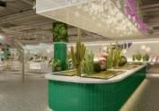 重庆餐厅设计-巴中南坝区中心医院餐