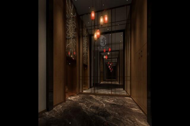 日式商务酒店打造的最注重的就是细节,以最精细的设计搭配来让酒店的空间表现力更强,结合酒店的灯光效果,使得整个空间呈现强大的表现力,各种材料运用的也需要符合日式风格,尤其是在视觉上和触觉上一定要柔和,尽量少用金属性材料,这样会破坏整个酒店的气氛。