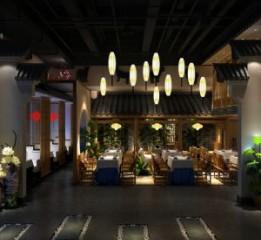 成都餐厅设计公司排名 成都专业餐厅