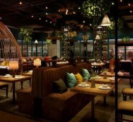 澳洲牛排西餐厅设计,成都西餐厅设计