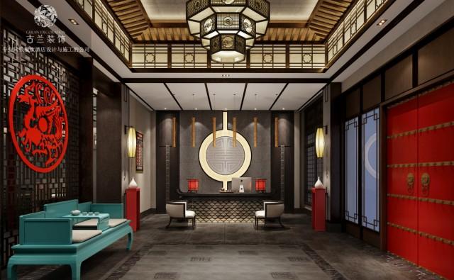 贵州度假酒店设计公司