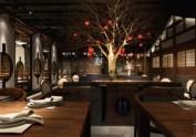 天水中餐厅设计,天水中餐厅设计装修