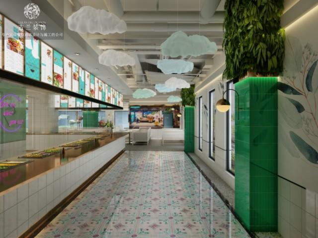 巴中餐厅设计公司