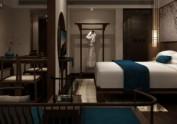 酒店设计-静庐精品主题酒店设计案例
