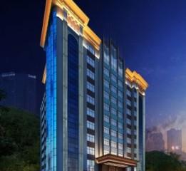 贵州精品酒店设计-六盘水蓝山一品精