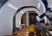 《香月湖咖啡厅》成都咖啡厅设计装修