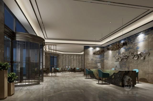 中式风格四星级酒店