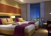 成都酒店设计-橙天商务酒店-专业商务