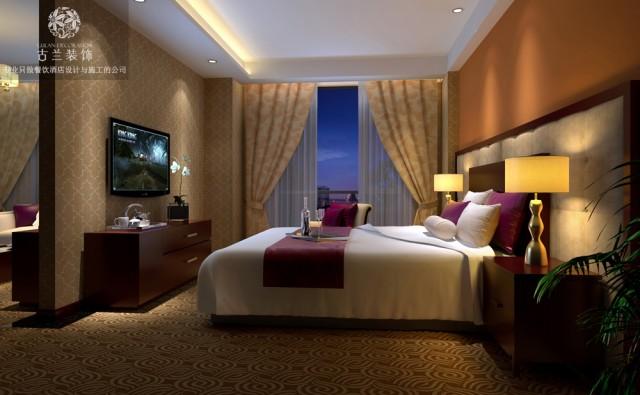 房间很舒适,带有独立卫生间,现代设备齐全,没有过多的装饰,加上柔和的灯光,人在里面是会感到很舒缓的!