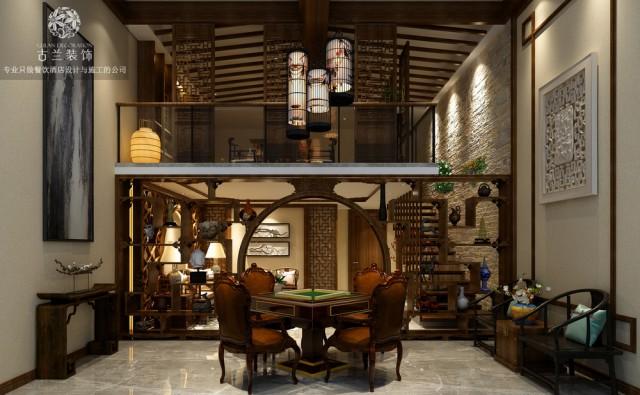 酒店设计案例-成都简爱酒店