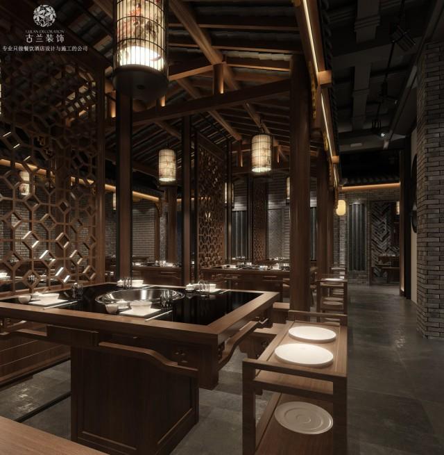 西宁火锅店设计公司
