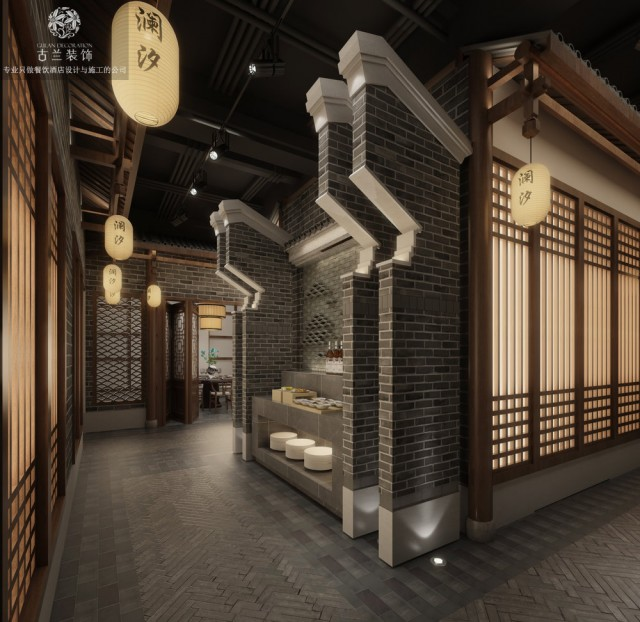 西宁火锅店设计那家好