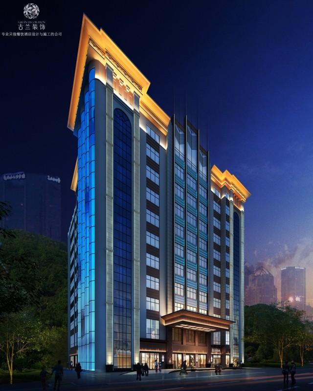 项目名称:荔波长乐未央度假酒店 项目地址:贵州黔南州荔波古镇瑶族部落A区7栋。