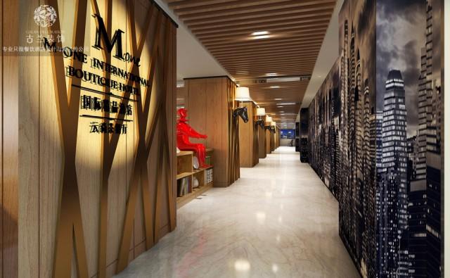 项目名称:贵阳M-one精品酒店 项目地址:贵阳市南明区花果园大街141号国际商务港。